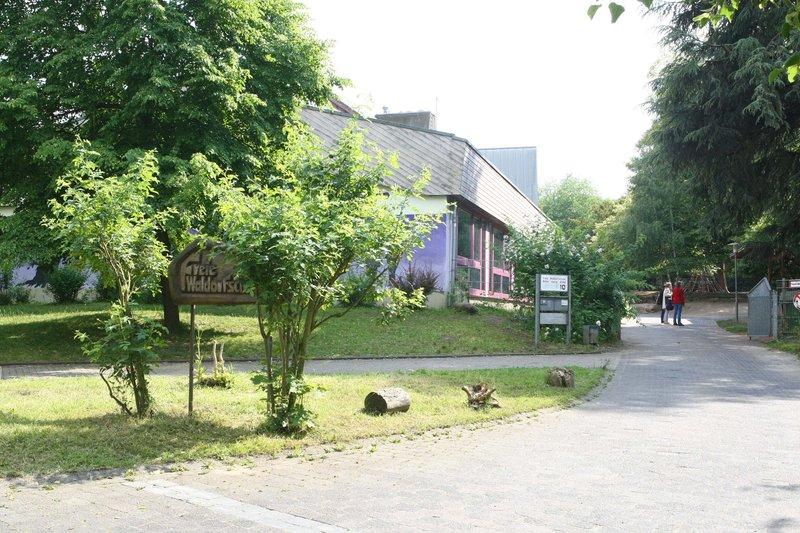 Klettergerüst Waldorf : Offenburg griesheim klettergerüst der schule ist gesperrt
